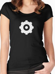 Gear Ideology Women's Fitted Scoop T-Shirt