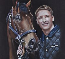 Michael Owen and Brown Panther by Jane Smith