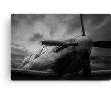 Grace Spitfire ML407 Canvas Print
