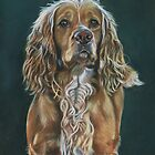 Jane Smith Gun Dog Art's calender 2014 by Jane Smith
