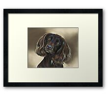 Up for fun Framed Print