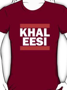 Khaleesi Run DMC - White T-Shirt