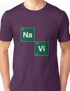Na`Vi and Breaking Bad Unisex T-Shirt