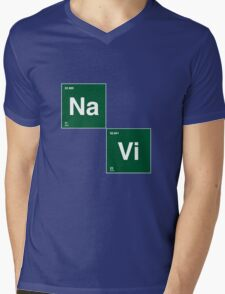 Na`Vi and Breaking Bad Mens V-Neck T-Shirt