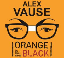Orange Is The New Black ALEX VAUSE by cerenimo
