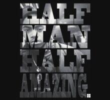 HALF MAN HALF AMAZING (Nas) T-Shirt