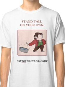 say no Classic T-Shirt
