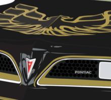 Firebird 77 Bandit Sticker