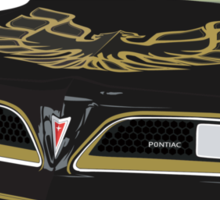Firebird 77 Bandit Sticker