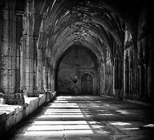 Cloisters by Edmund Selous