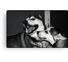 I Love You Daddy <3 Canvas Print