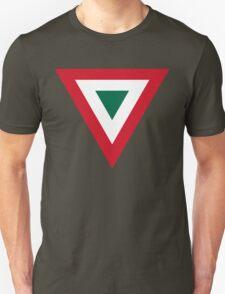 Mexican Air Force Insignia Unisex T-Shirt