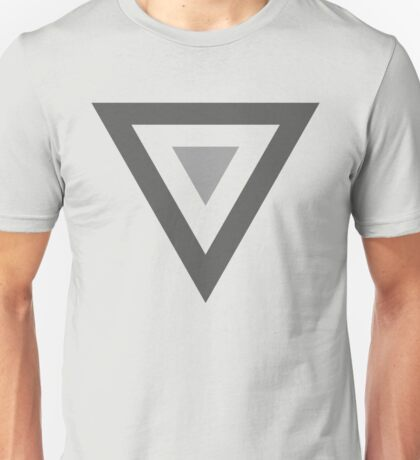 Mexican Air Force Insignia (Low Vis) Unisex T-Shirt