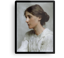 Virginia Woolf, 1902 Metal Print