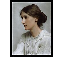 Virginia Woolf, 1902 Photographic Print