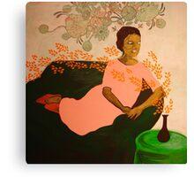 Madame Canvas Print