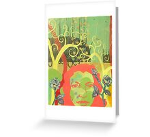 Marcella Greeting Card