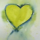 Lime Heart by Vandy Massey