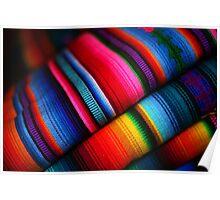 Mayan Cloth Poster