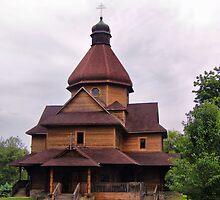Holy Trinity Ukrainian Catholic Church by James Brotherton