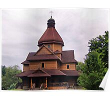 Holy Trinity Ukrainian Catholic Church Poster