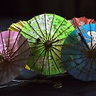 Parasols II by MarthaBurns