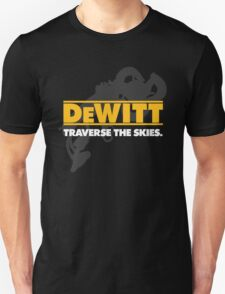 DeWitt Power Tools Unisex T-Shirt