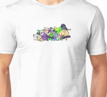 Nuclear Throne - All Characters - HIGH QUALITY Unisex T-Shirt