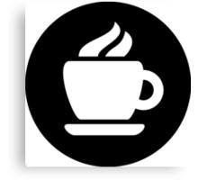 Coffee Ideology Canvas Print