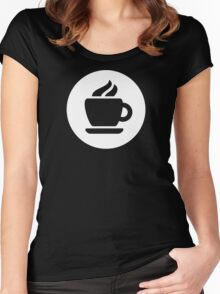 Coffee Ideology Women's Fitted Scoop T-Shirt