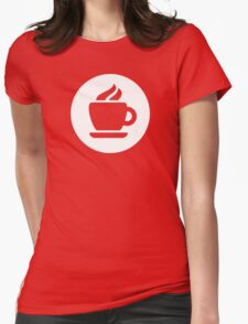 Coffee Ideology Womens Fitted T-Shirt
