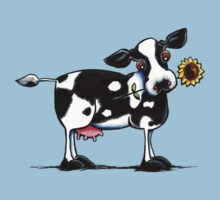Sunny Dairy Cow Kids Clothes