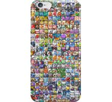 Pokemon Collage iPhone Case/Skin
