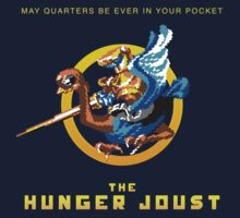 The Hunger Joust: The Hunger Games + Joust (novel variant)  by rydrew