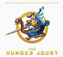 The Hunger Joust: The Hunger Games + Joust (novel variant)  Kids Clothes
