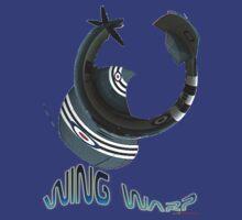 Hawker Sea Fury Wing Warp T-shirt Design by muz2142