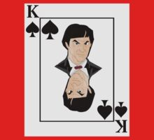 Doctor Who Playing Card T-Shirts & Hoodies by meganfart