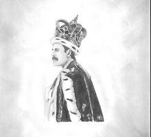 Freddie Mercury by DR8C0