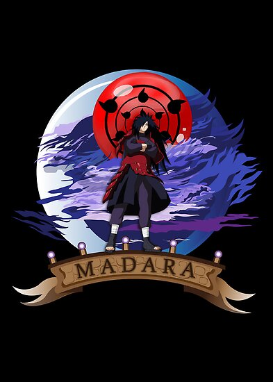moon eye madara by jpmdesign