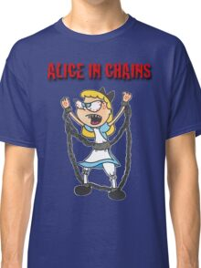 """Alice In Chains"" Classic T-Shirt"