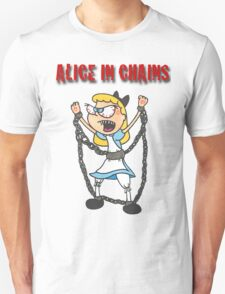 """Alice In Chains"" Unisex T-Shirt"