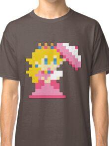 Super Mario Maker - Princess Peach Costume Sprite Classic T-Shirt