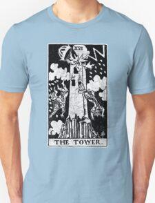 Tarot Card - Major Arcana - fortune telling - occult T-Shirt