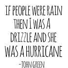 If People Were Rain by Alyssa Clark