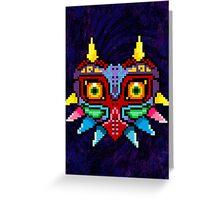 Majora's Mask Poster Greeting Card