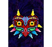 Majora's Mask Poster Photographic Print