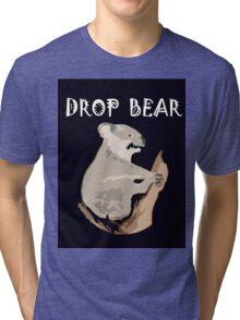 DROP BEAR Tri-blend T-Shirt