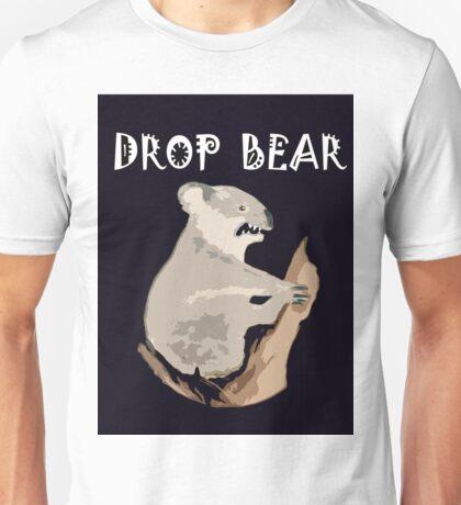 DROP BEAR Unisex T-Shirt