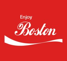 Enjoy Boston by HelloSteffy