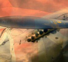 Grace Spitfire ML407 Sticker